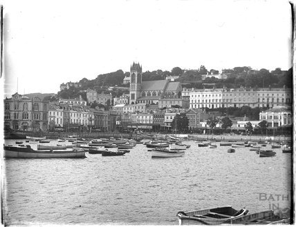 Torquay Harbour, 1930