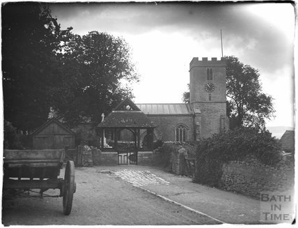 St Andrew's church, Preston, Dorset, 1924