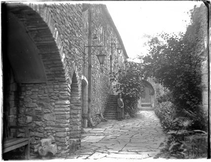 Beaulieu Abbey, Hampshire, c.1920s