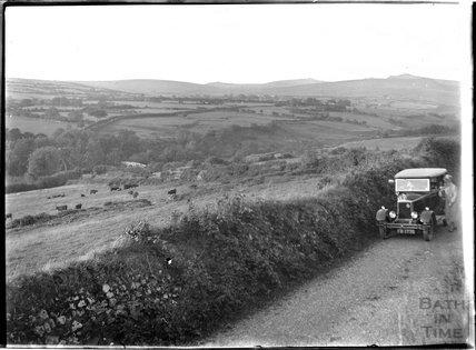 Tavy Cleave, Dartmoor, Devon, 1920s