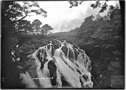 Swallow Falls, Betws-y-Coed, North Wales c.1920s