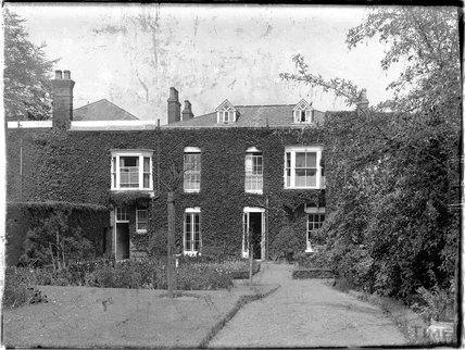 Unidentified House, c.1935