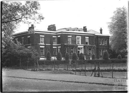 Large House, Warrington, Cheshire, c.1935