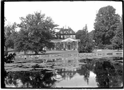 Ramsbury Manor,  Ramsbury, near Marlborough, Wiltshire, c.1920s
