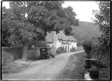 Bossington, near Minehead, Somerset, c.1920s