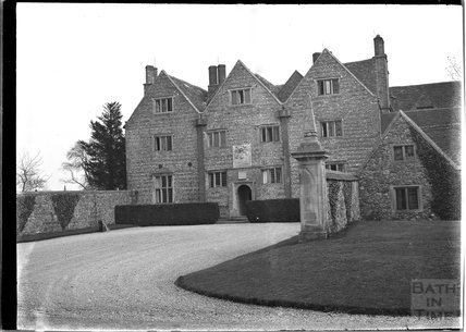 Upper Upham House, near Swindon, Wiltshire, c.1920s