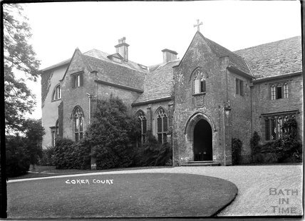 Coker Court, East Coker, Somerset, c.1920s