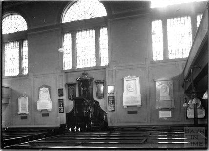 Lewins Mead Unitarian Chapel, Bristol, c.1915