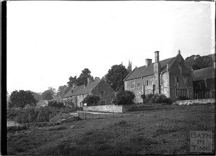 Cothelstone Manor, Somerset c.1920s