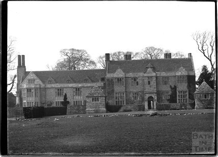 Upper Upham House, near Swindon, Wiltshire, c.1920s
