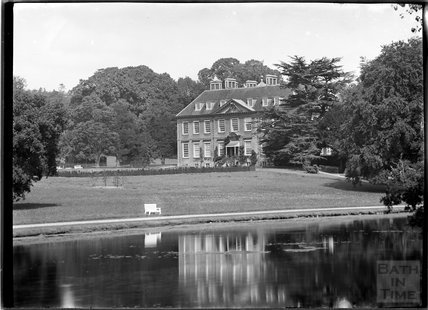 Ramsbury Manor,  Ramsbury, near Marlborough, Wiltshire, c.1920s