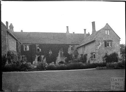 Manor House, East Coker near Yeovil, Somerset c.1920s
