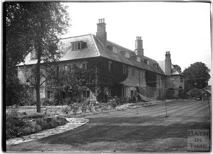 Stoke Manor House, Winterbourne Stoke, Wiltshire, c.1920s