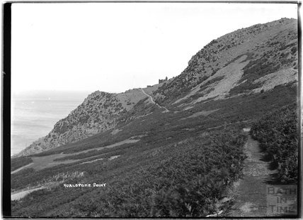 Hurlstone Point, Bossington, near Minehead, Somerset, c.1920s
