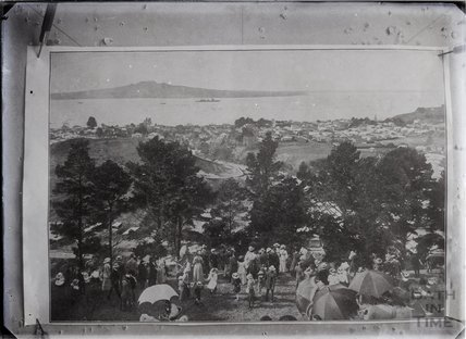 View of Wellington New Zealand?, c.1915