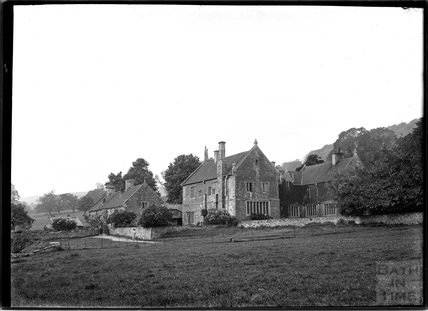Cothelstone Manor, Somerset c.1920s