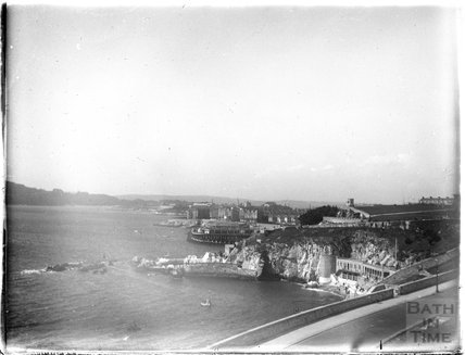 Plymouth sea view , 1928