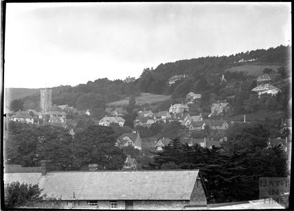 Minehead, Somerset, 1932