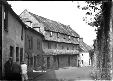 The Nunnery, Dunster, near Minehead, Somerset c.1920s