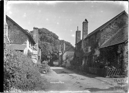 Bossington, near Minehead, Somerset c.1932