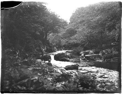 Lynton, near Lynmouth, Exmoor, Devon c.1910s