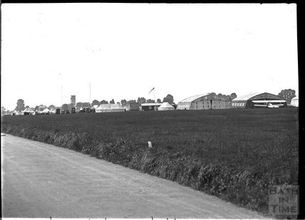 RAF Westonzoyland, Somerset 1931