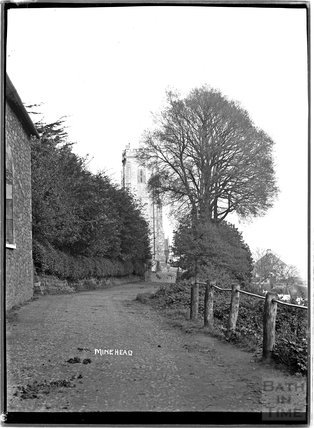 St Michael's Church, Minehead, Somerset c.1905 - 1915