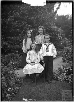 Unidentified Family Portrait c.1910