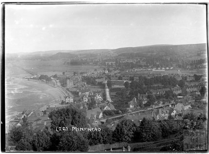 View of Minehead, Somerset, no.22 c.1905 - 1915