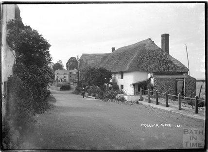 Porlock Weir, near Minehead, Somerset, no.12, c.1905 - 1915