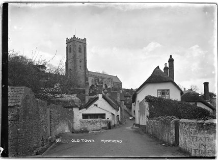 Old Town, Minehead, Somerset, no.5, c.1905 - 1915