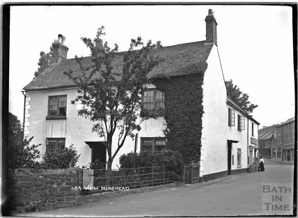 Sea View Cottage, Minehead, Somerset c.1905 - 1915