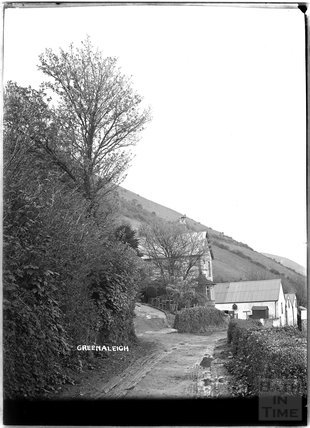 Greenaleigh Farm, Minehead, Somerset c.1905 - 1915