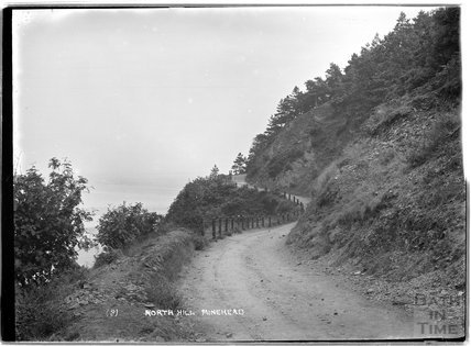 North Hill, Minehead, no.8, Somerset c.1905 - 1915