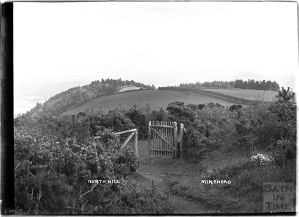North Hill, Minehead, Somerset c.1905 - 1915