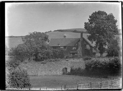 Luccombe near Minehead, Somerset,  c.1905 - 1915