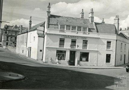 The Larkhall Inn, 1950s