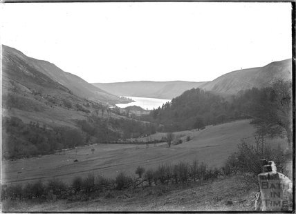 Thought to be Exmoor view, near Minehead, Somerset c.1920s