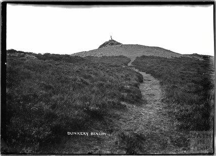 Dunkery Beacon, near Minehead, Somerset, c.1909