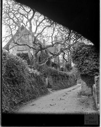 Luccombe, near Minehead, Somerset, c.1920s