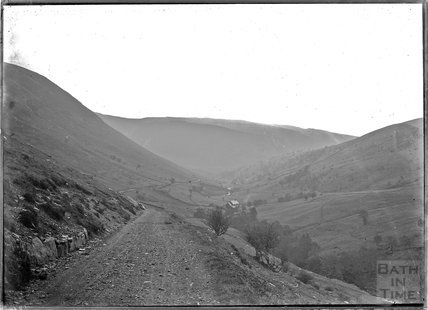 Exmoor view, near Minehead, Somerset c.1920s