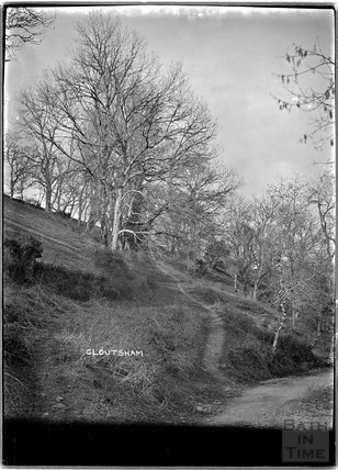 Cloutsham near Minehead, Somerset, c.1909