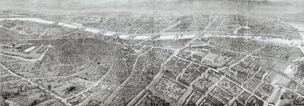 Panorama of Dublin 1846