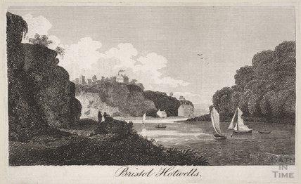 Bristol Hotwells c.1810