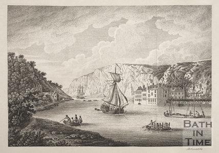 Hotwells, Bristol, c.1780