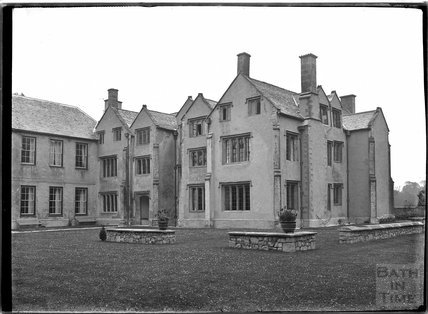 Poundisford Park, near Pitminster, Somerset c.1920s