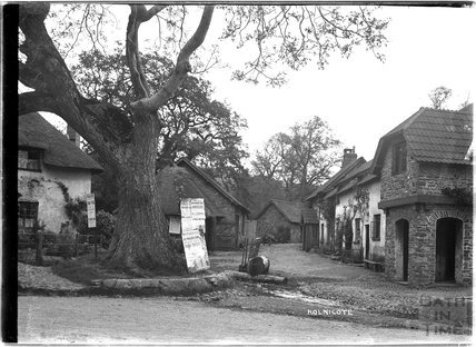 Holnicote, near Porlock, near Minehead, Somerset, 1907