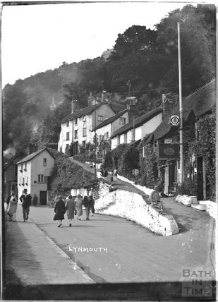 Lynmouth, Exmoor, Devon, c.1920s