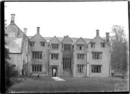 Poundisford Park, near Pitminster, Somerset c.1920s