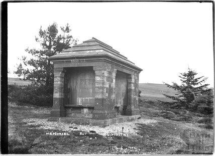 Memorial Hut, Selworthy, near Minehead, Somerset, 1912